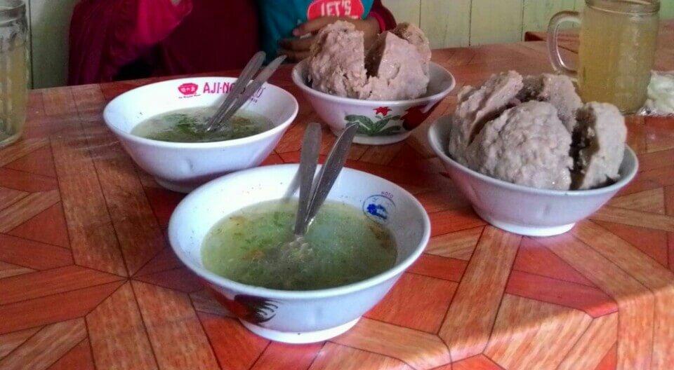 bakso tekwoleh khas situbondo