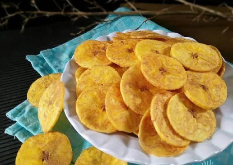 keripik pisang agung lumajang