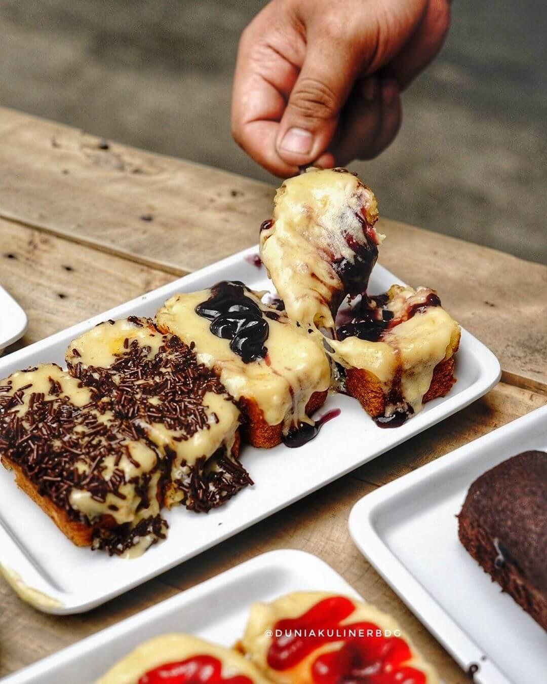 kue balok khas cimahi