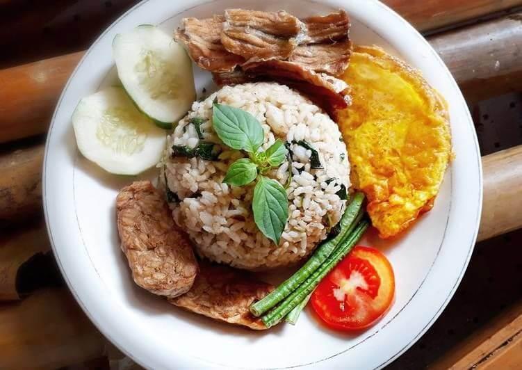 kuliner nasi cikut khas tasikmalaya