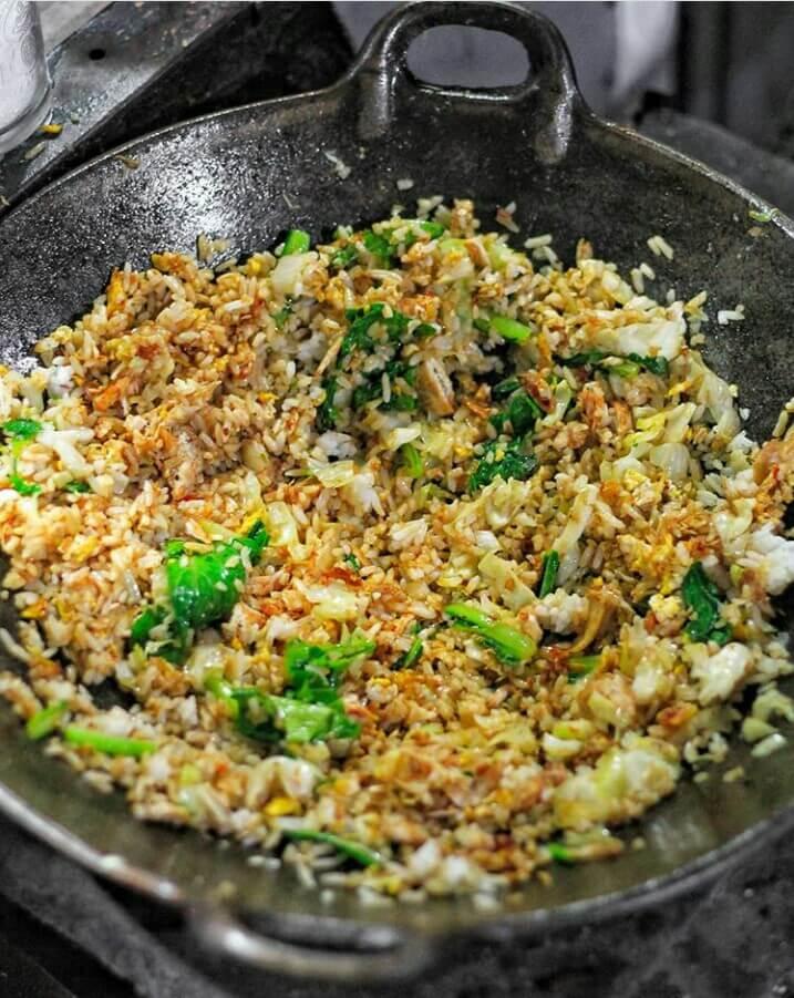 makanan khas trenggalek nasi goreng anglo
