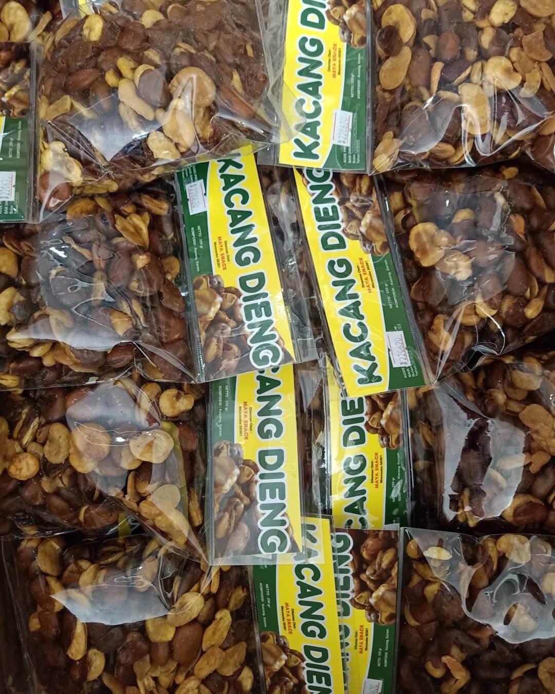 kacang dieng wonosobo
