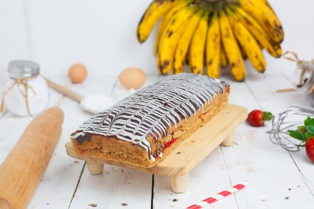cake pisang villa khas batam