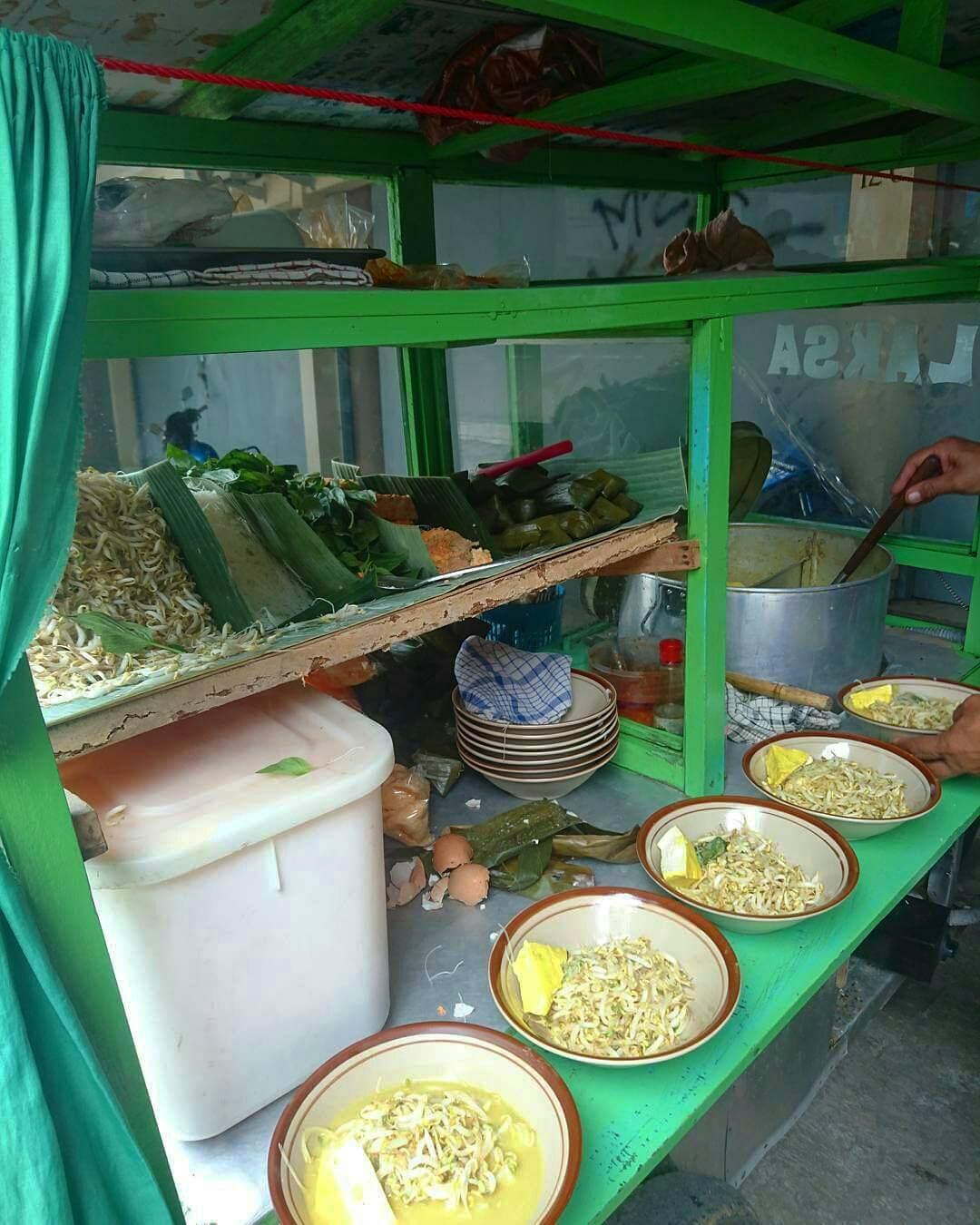 laksa makanan khas cianjur