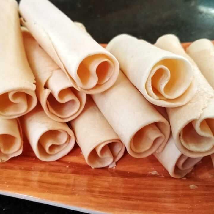 ledre makanan khas tulungagung