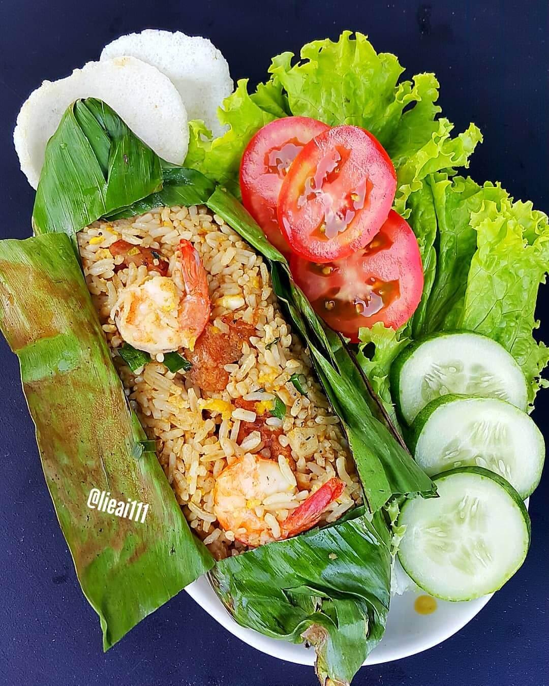 nasi bakar seafood balikpapan