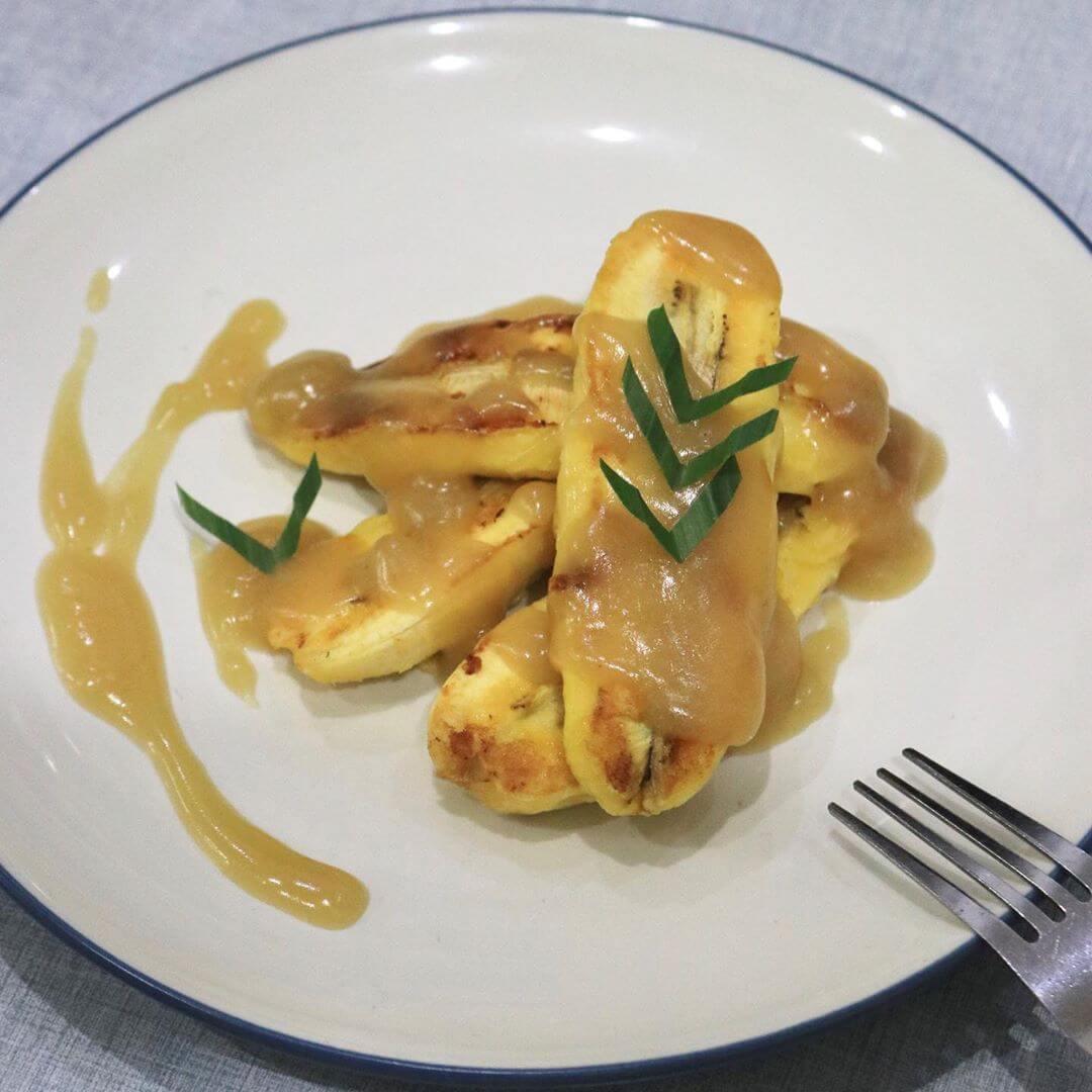 pisang gapit kuliner khas balikpapan