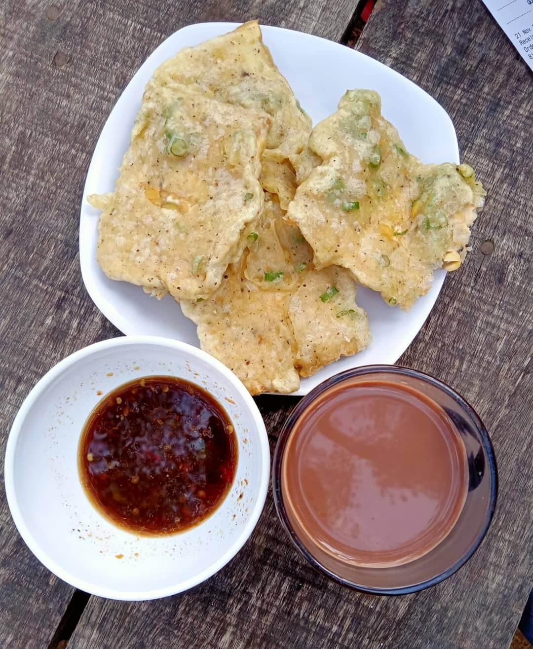 tempe mendoan kuliner khas cilacap