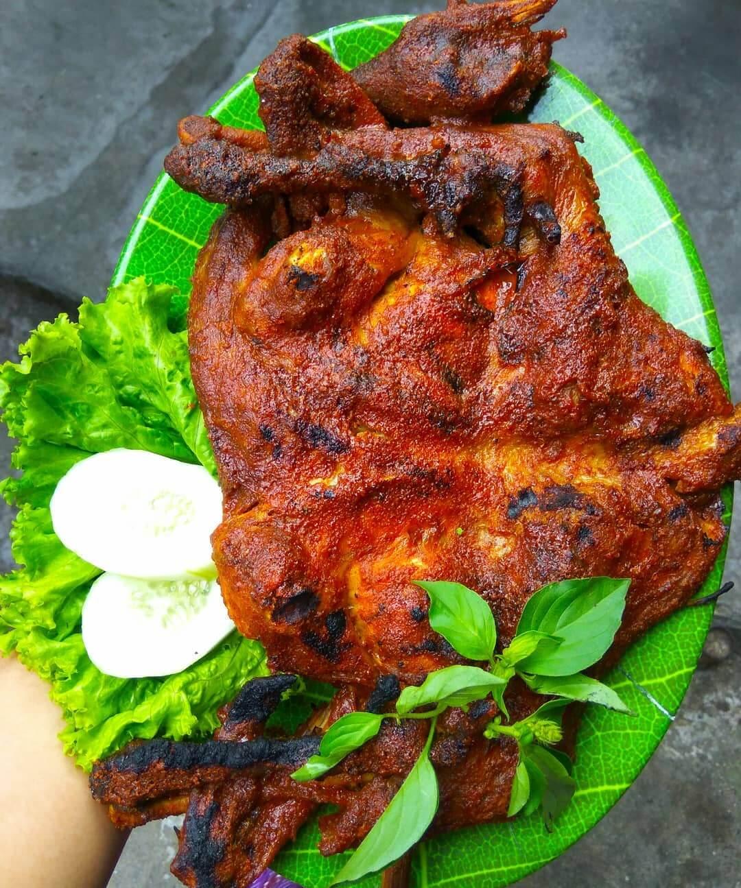 ayam panggang madiun