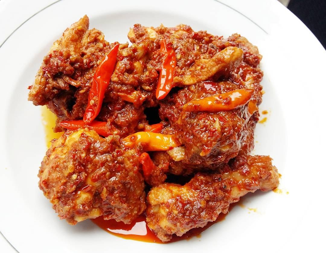 ayam rarang lombok timur