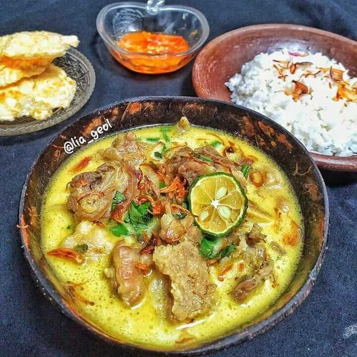 empal gentong kuliner khas cirebon