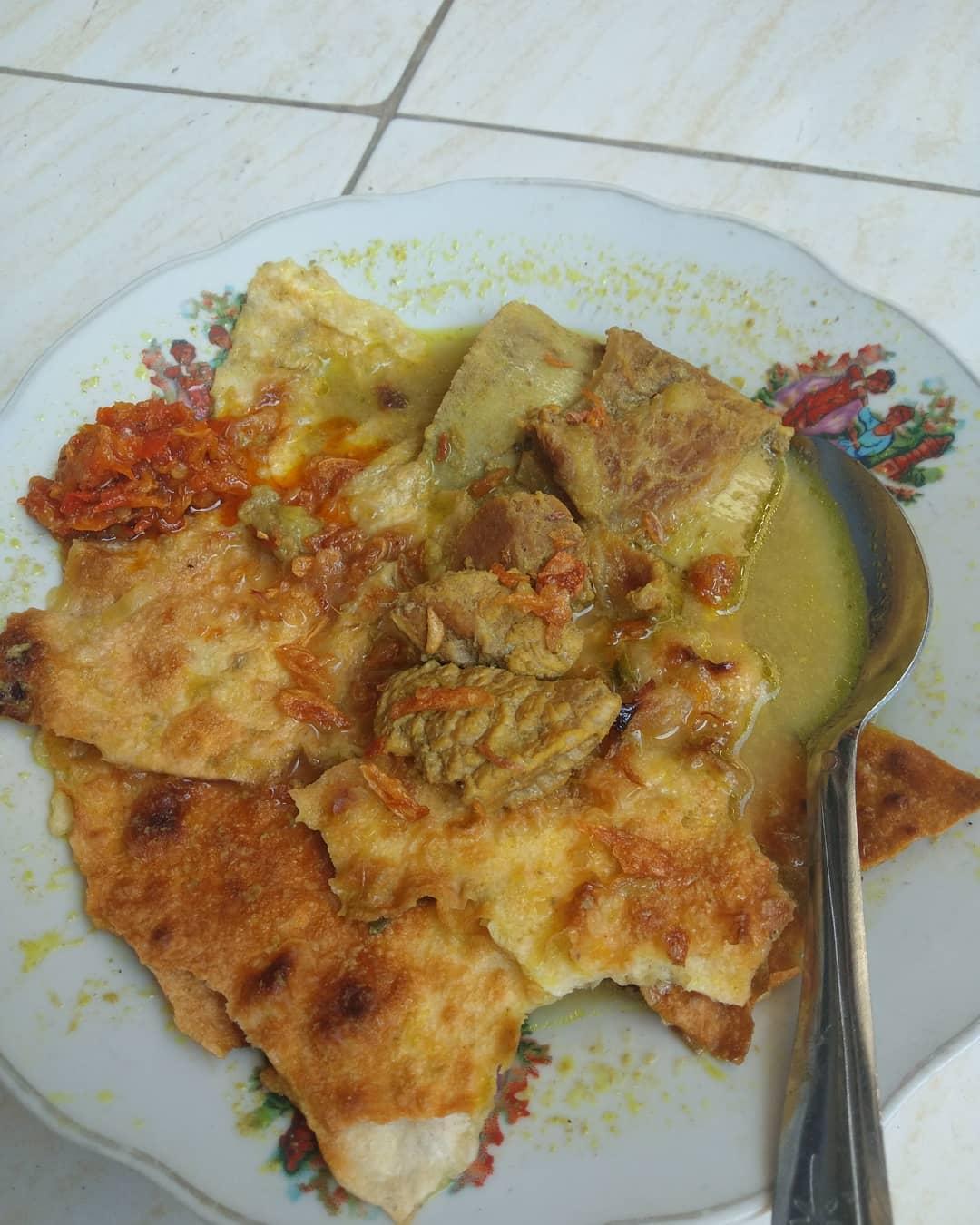 gulai ubus makanan khas gresik