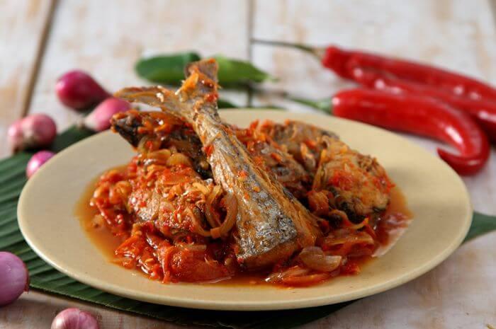 ikan cuka enak makanan khas riau