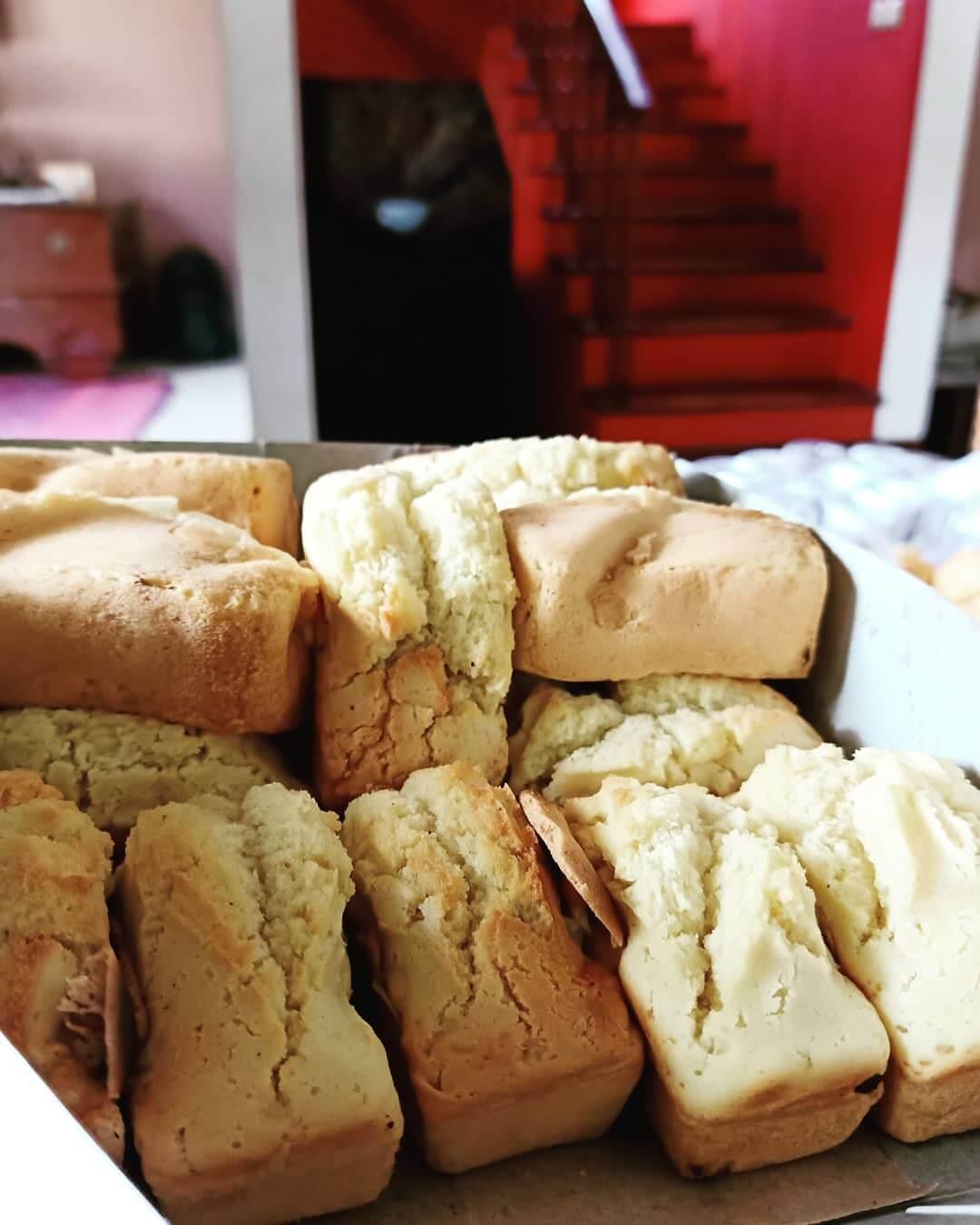 kue balok khas garut
