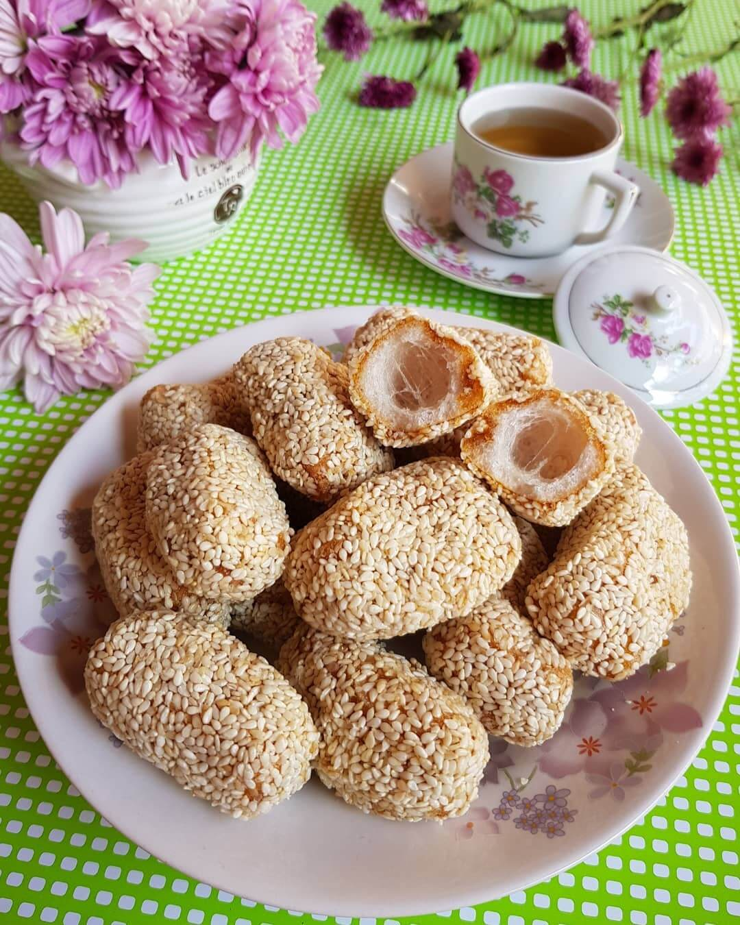 kue manco makanan ringan manis khas madiun