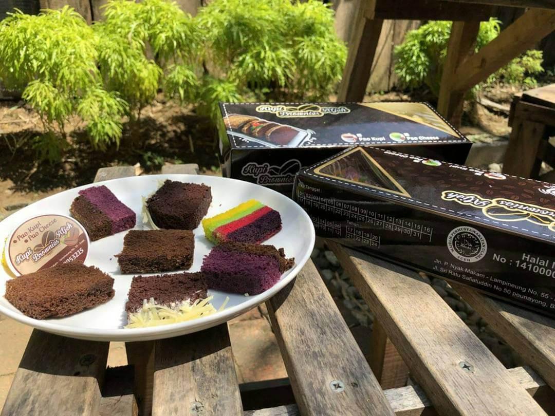 brownies kue khas aceh