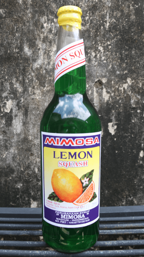 mimosa minuman khas madiun