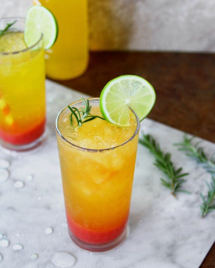 minuman sunset minuman khas papua