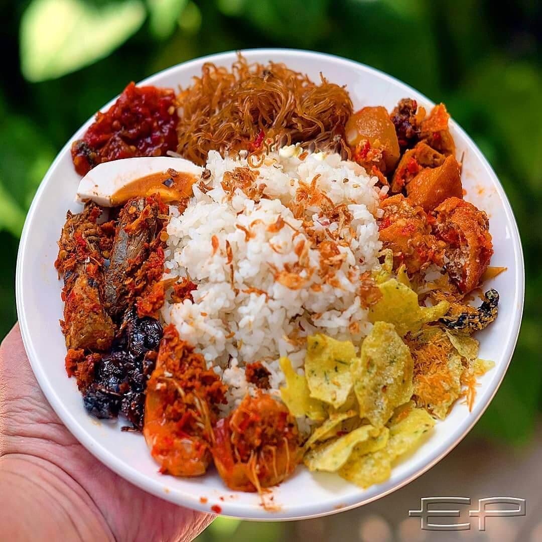 nasi serpang khas madura