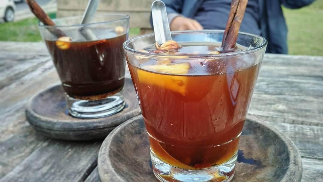 teh sle minuman hangat khas bengkulu