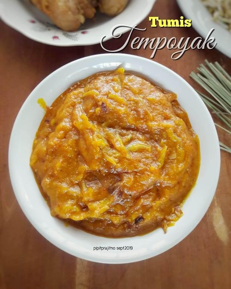 tempoyak tradisional jambi