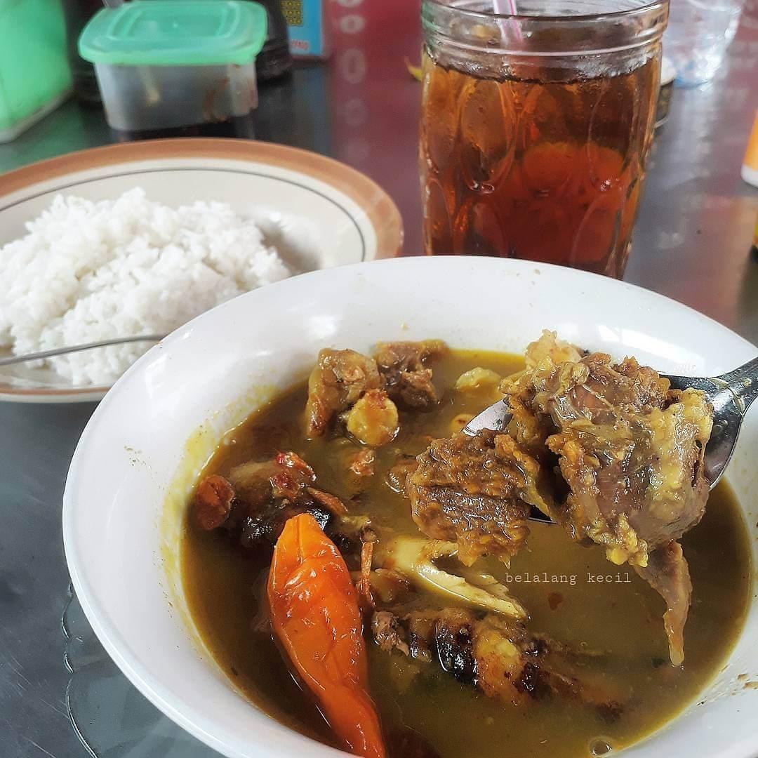 tengkleng kambing kuliner khas solo