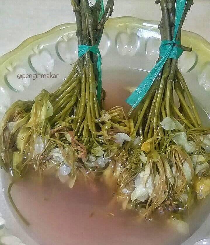 sayur kembang tigarun