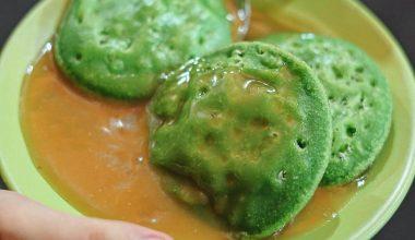 surabi hijau khas karawang